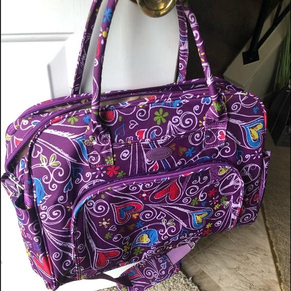 656518e35a1d3a LILY DREW Bags | Weekender Travel Bag | Poshmark
